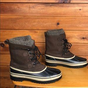 Eddie Bauer Shoes - Eddie Bauer 🔷 Men's Blizzard Winter Boots 12